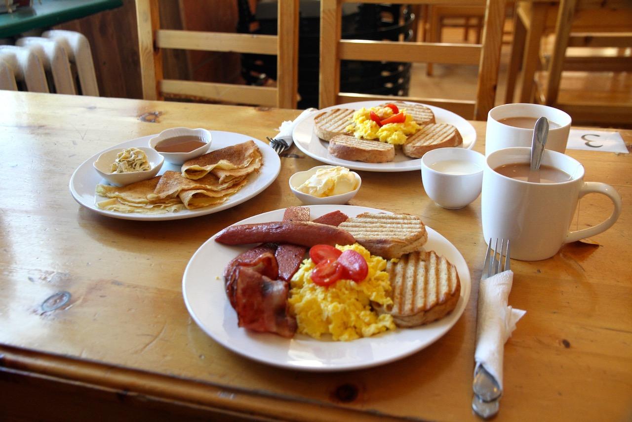 Full English Breakfast » Fairfield Guesthouse Café & Bakery