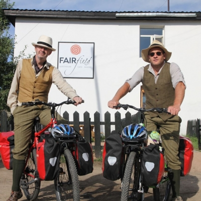 Cycle Touring - Tweeds